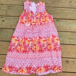 Old navy summer paisley floral dress